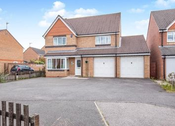 Thumbnail 4 bed detached house for sale in Jewsbury Way, Thorpe Astley, Leicester, Leicestershire