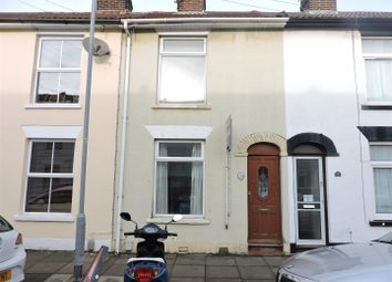 Thumbnail 2 bed terraced house for sale in Stansted Road, Southsea