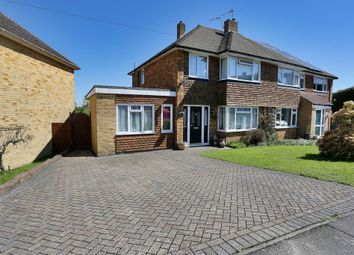 Thumbnail 4 bed semi-detached house for sale in Oakwood Rise, Tunbridge Wells