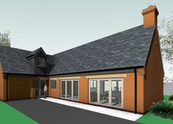 Thumbnail 3 bed detached house for sale in Dunston Road, Metheringham, Lincoln, Lincolnshire