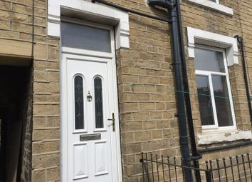 Thumbnail 1 bed flat to rent in Moorbottom Road, Huddersfield