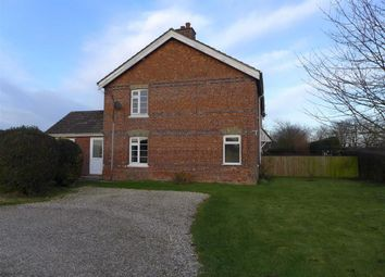 Thumbnail 3 bed cottage to rent in Louth Road, West Barkwith, Market Rasen