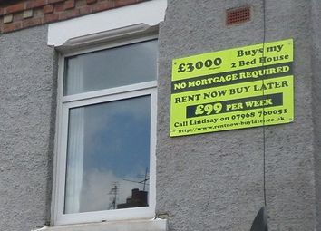 Thumbnail 2 bed end terrace house to rent in Acacia Street, Darlington