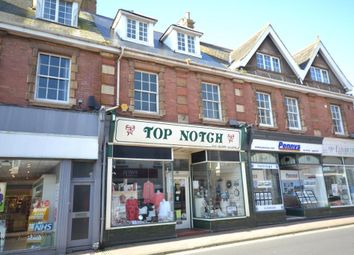 Thumbnail 2 bed flat for sale in High Street, Budleigh Salterton, Devon