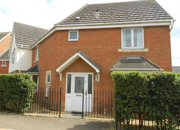 Thumbnail 3 bed end terrace house to rent in Campaign Avenue, British Sugar, Peterborough, Cambridgeshire