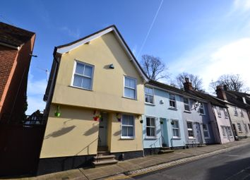 3 bed end terrace house for sale in Maidenburgh Street, Colchester CO1
