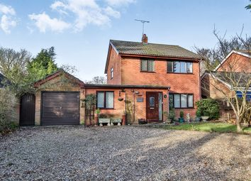 Thumbnail 3 bed detached house for sale in Norwich Road, Salhouse, Norwich