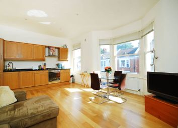 Thumbnail 2 bed flat to rent in Carminia Road, Heaver Estate