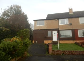 Thumbnail 4 bed semi-detached house for sale in 11 Fairfield Crescent, Oakwood, Hexham
