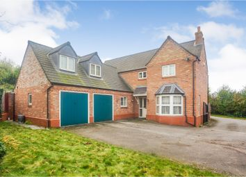 Thumbnail 5 bed detached house for sale in Witham View, Washingborough