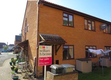 Thumbnail 2 bed flat for sale in South Avenue, Whitehaven Park, Ingoldmells, Skegness