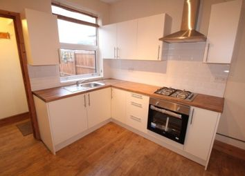 Thumbnail 2 bed terraced house to rent in Hall Street, Sherwood, Nottingham
