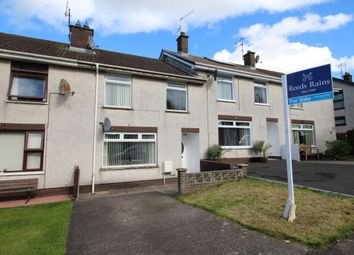 Thumbnail 3 bed terraced house for sale in Rawdon Place, Moira, Craigavon