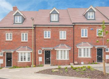 Thumbnail 4 bed terraced house for sale in Wytham View, Botley, Oxford