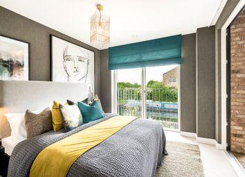 Thumbnail 2 bedroom flat for sale in Roach Road, London