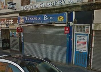 Thumbnail Retail premises to let in Upper High St, Willenhall
