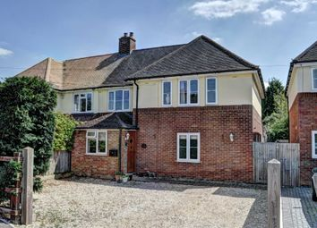 Thumbnail 4 bed semi-detached house for sale in Bittenham Close, Stone, Aylesbury