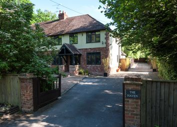 Thumbnail 4 bed semi-detached house for sale in Forest Road, Haley Green Warfield