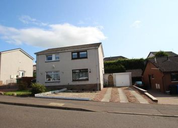 Thumbnail 3 bed semi-detached house for sale in Belmont Avenue, Shieldhill, Falkirk, Stirlingshire