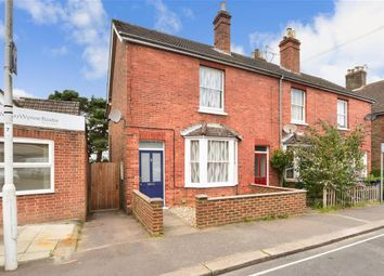 Thumbnail 2 bed end terrace house for sale in Cantelupe Road, East Grinstead, West Sussex