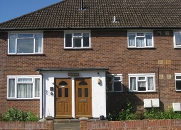 Thumbnail 2 bed maisonette to rent in Meadow Court, Victoria Road, Fleet