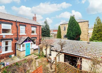 Thumbnail 2 bed end terrace house for sale in Claytons Cottages, Horbury, Wakefield
