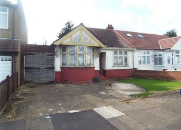 Thumbnail 3 bed bungalow for sale in Jerningham Avenue, Clayhall, Ilford