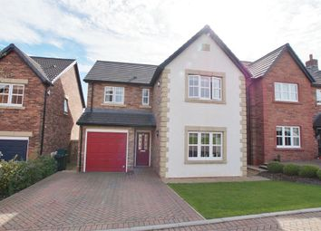 Thumbnail 4 bed detached house for sale in Charlton Way, Kingstown, Carlisle, Cumbria