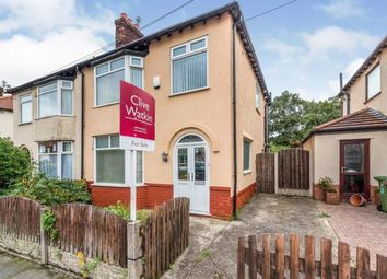 Thumbnail 3 bed semi-detached house for sale in Enfield Avenue, Liverpool, Merseyside