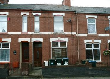 Thumbnail 1 bedroom flat to rent in Sir Thomas Whites Road, Chaplefields, Coventry, West Midlands