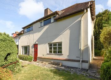 Thumbnail 3 bed detached house for sale in Church Hill, Slindon