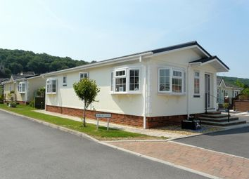 Thumbnail 2 bed mobile/park home for sale in Poplar Close, Kewstoke, Weston-Super-Mare