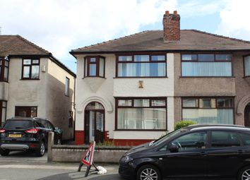 Thumbnail 3 bed semi-detached house to rent in Ashbourne Crescent, Huyton, Liverpool 36