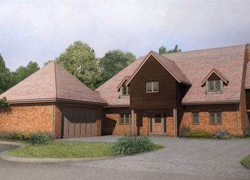 Thumbnail 5 bed detached house for sale in Crookham Hill, Crookham Common, Thatcham, Berkshire