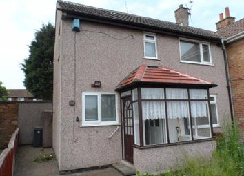 Thumbnail 2 bedroom semi-detached house for sale in Normoss Avenue, Blackpool