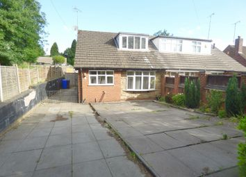 Thumbnail 3 bed bungalow to rent in Leek New Road, Sneyd Green, Stoke-On-Trent