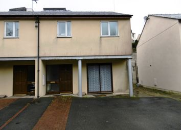 Thumbnail 3 bed semi-detached house for sale in Porth Y Llechen, Y Felinheli, Gwynedd