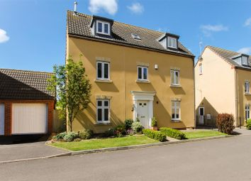 Thumbnail 5 bed detached house for sale in Sir Charles Irving Close, The Park, Cheltenham