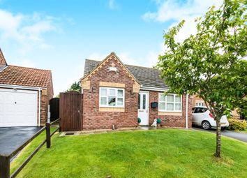 Thumbnail 2 bedroom detached bungalow for sale in Mumby Meadows, Mumby, Alford
