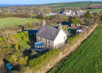 Thumbnail 5 bed detached house for sale in Blaenporth, Cardigan