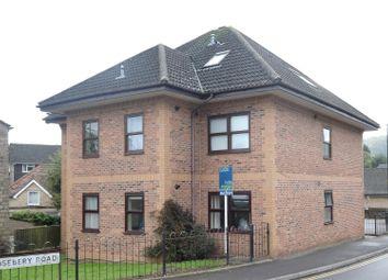 Thumbnail 2 bed flat for sale in Rosebery Road, Woodmancote, Dursley