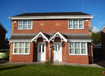 Thumbnail 3 bed semi-detached house for sale in Borron Road, Newton-Le-Willows