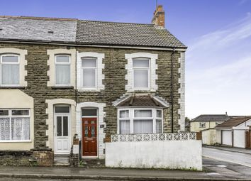 Thumbnail 2 bed terraced house for sale in St. Cenydd, Caerphilly, Gwent