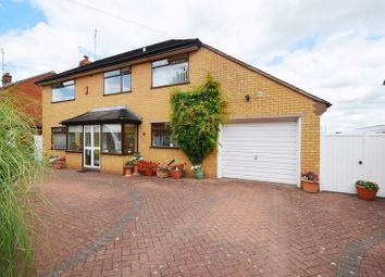 Thumbnail 3 bed detached house for sale in Berwick Road, Sneyd Green, Stoke-On-Trent