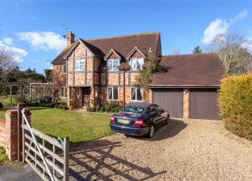 Thumbnail 5 bed detached house for sale in Lowes Close, Shiplake, Henley-On-Thames