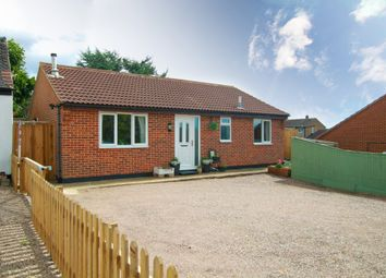 Thumbnail 2 bed detached bungalow for sale in Parliament Street, Newhall, Swadlincote