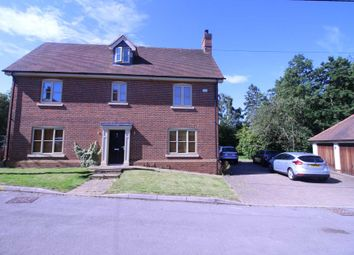 Thumbnail 5 bed detached house to rent in Robinsbridge Road, Coggeshall, Colchester