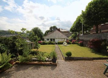 Thumbnail 3 bed semi-detached bungalow for sale in Lan Park Road, Graigwen, Pontypridd