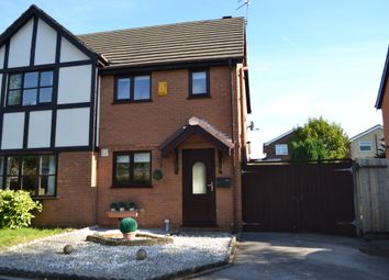 Thumbnail 2 bed semi-detached house to rent in The Brooks, St. Helens