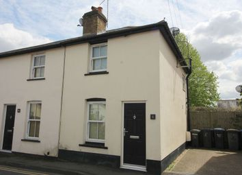 Thumbnail 1 bedroom end terrace house to rent in Rusham Road, Egham